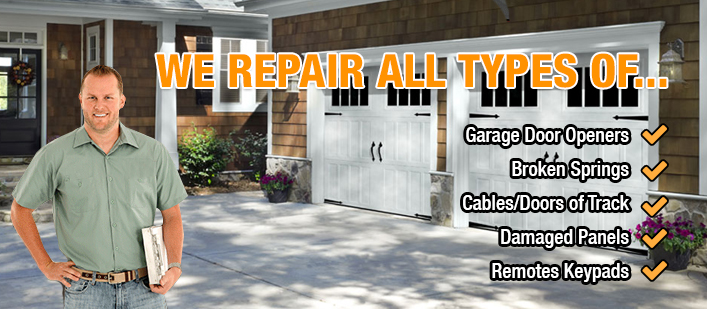 Garage Door Repair Deer Park TX